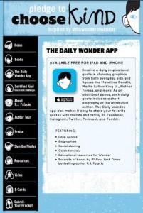 Daily Wonder App