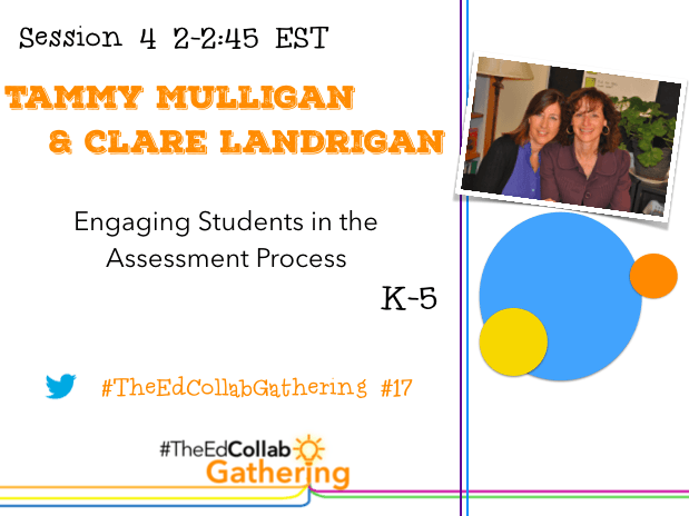Gathering Guest Post: Triangulating Assessment with a Student's Perspective
