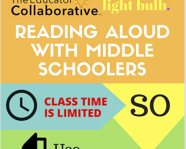 Tips for Reading Aloud with Middle Schoolers