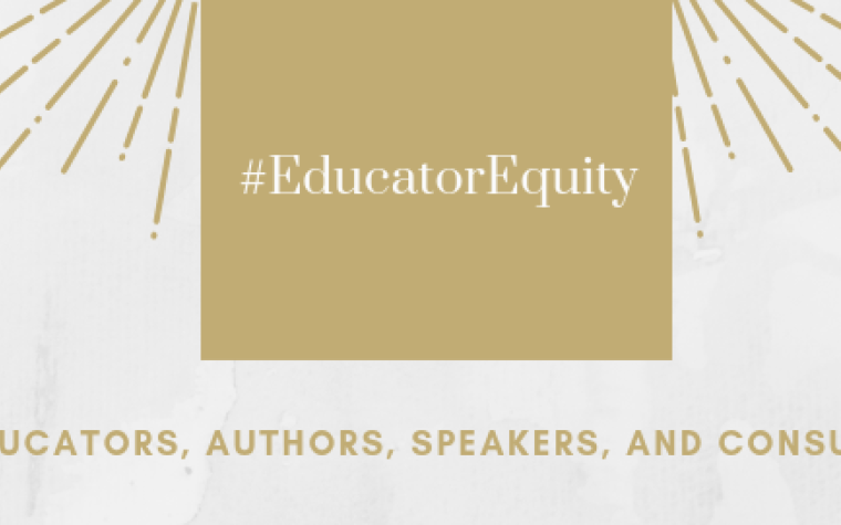#TheEdCollab is Proud to Join the #EducatorEquity Pledge