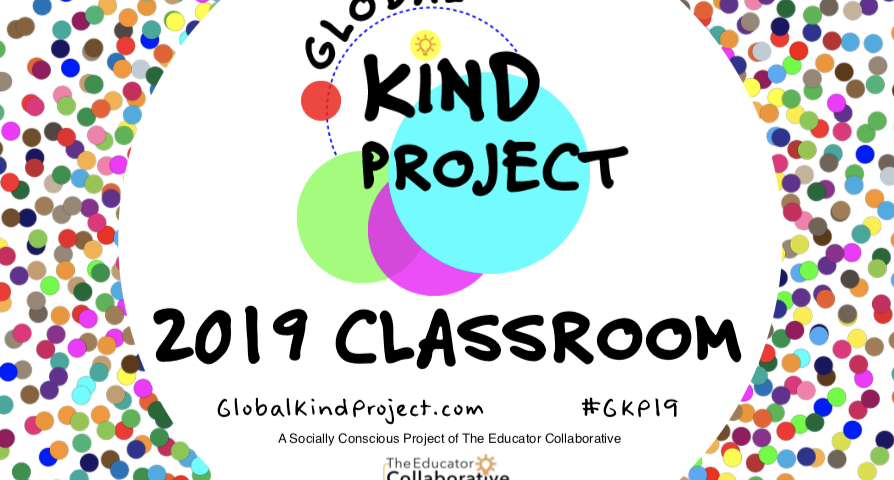 Making the World a Kinder Place: Participating in The Global Kind Project