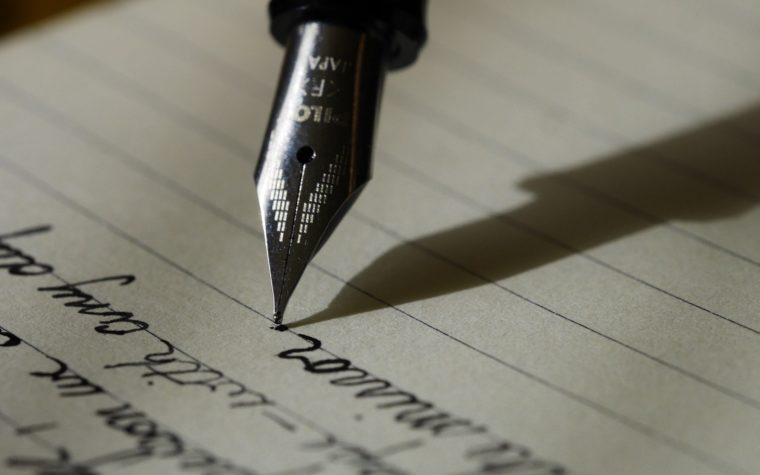 Finding Time For a Writing Practice